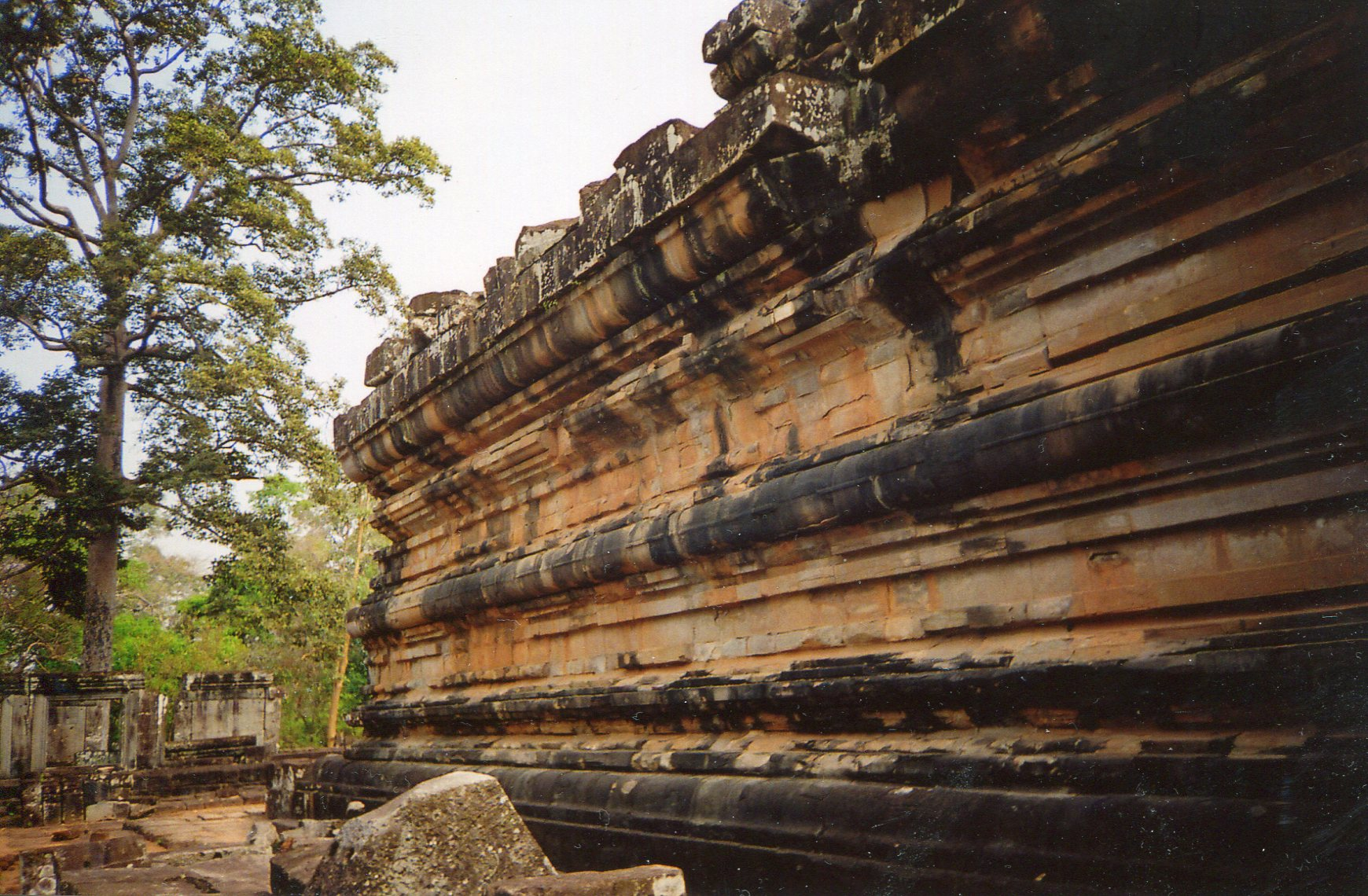 Khmer Empire Temples And The Khmer Empire