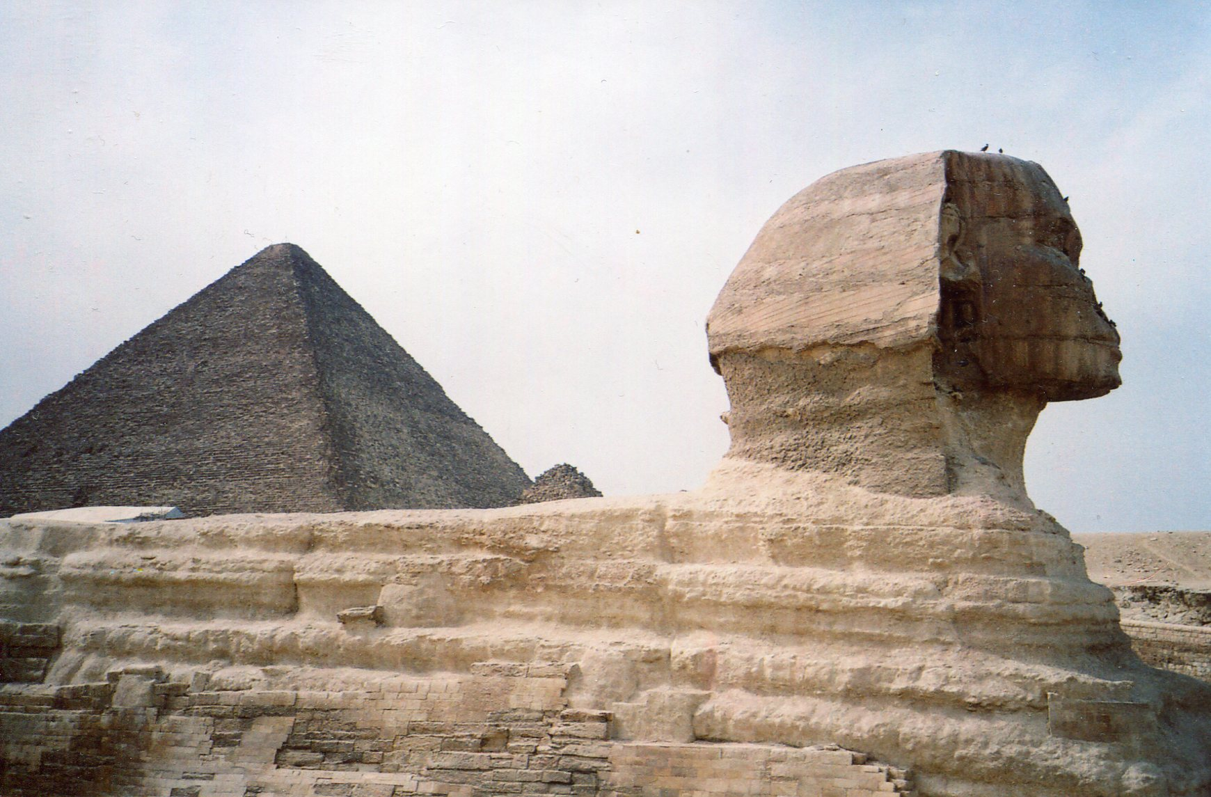 the next step to perfection at giza part two the great
