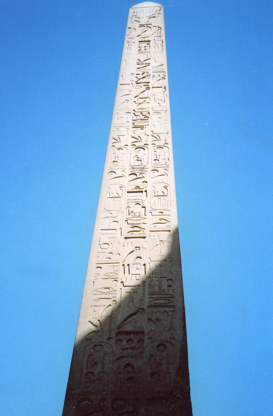 Facts and maybes about the ancient egyptian obelisk one of for Facts about the monument